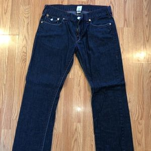 Men True Religion denim jeans